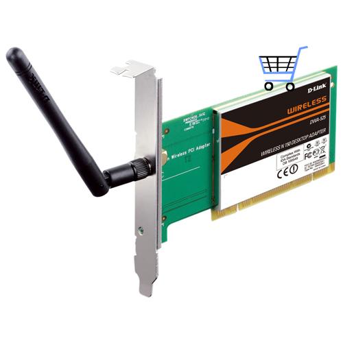CARTE WIFI PCI DLINK 150 DWA 525 ynformatique